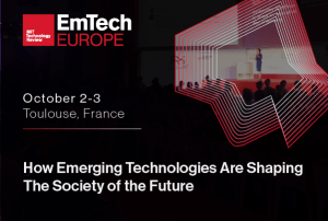 #INNOVATIONS -  EmTech Europe  - By Opinno @ Toulouse | Occitanie | France