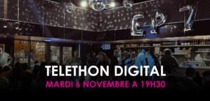 #SOLIDARITÉ - TÉLÉTHON DIGITAL-  By AFM- Téléthon @ EP7 | Paris | Île-de-France | France