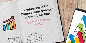 #MARKETING - Webinar : profitez de la fin d'année pour définir votre stratégie Mobile 2019 ! - By Ad4Screen @ En ligne | Paris | Île-de-France | France