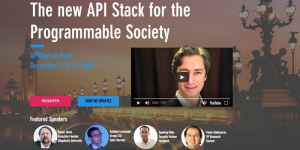 #TECH - The New API Stack for a Programmable Society - By APIdays @ Beffroi de Montrouge | Montrouge | Île-de-France | France