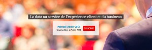 "#MARKETING - La data au service de l'expérience client et du business - By Les Echos Events @ Groupe Les Echos - Le Parisien Auditorium ""10 Grenelle"""