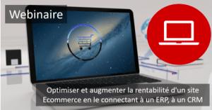 #TECH - #webinaire - Optimiser et augmenter la rentabilité d'un site Ecommerce - By CAPTIVEA @ en ligne