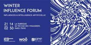 #MARKETING  - L'Influence & l'Intelligence Artificielle - By WOO @ La Fabrique