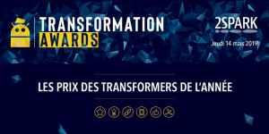#INNOVATIONS - Transformation Awards - By 2Spark @ LE LOFT