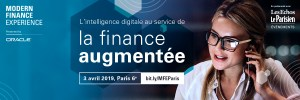 #INNOVATIONS - #MFEParis - Oracle Modern Finance Experience Paris - By Oracle France @ Le 3 Mazarine
