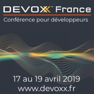 #TECH - Devoxx France - By Quantixx @ Palais des congrès