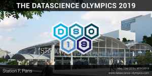 #CONCOURS - Data Science Olympics - By Data Science Olympics @ STATION F