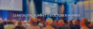 #TECH - Lean Digital Summit - By Lean Institute @ Espace Saint Martin