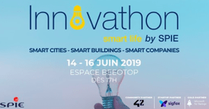 #INNOVATIONS - Innovathon Smart life - By SPIE @ Beeotop