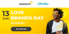 #MARKETING - Love Brands day - By Easiware  et AMARC @ Zalthaba