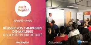 #MARKETING - Réussir vos Campagnes d'E-mailings - By Itis commerce @ ITIS COMMERCE