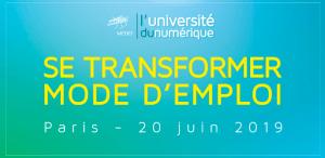 #INNOVATION - Se transformer Mode d'emploi - By MEDEF @ STATION F