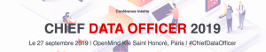 #TECH - Chief Data Officer 2019 - By  Drive Innovation Insights @ OpenMind Kfé Saint Honoré