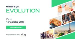 #MARKETING - Emarsys Evolution Paris 2019 - By EMARSYS @ Athènes Services,