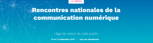 #MARKETING - 11e Rencontres nationales de la communication numérique - By Cap'Com @ Centre de conférences Microsoft