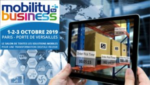 #IT – Mobility For Business – By Mobility for Business @ Paris Expo Porte de Versailles