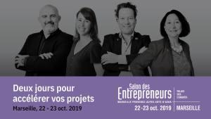 #ENTREPRENARIAT - Salon Des Entrepreneurs - Marseille Provence-Alpes-Côte d'Azur - By Les Echos Le Parisien Événements @ Palais des Congrès