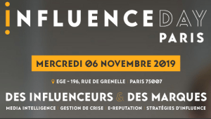 #MARKETING - Influence-Day - By Veille Magazine @ EGE