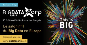 #MARKETING - Big Data Paris - By Corp Agency @ Palais des Congrès de Paris