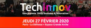 #INNOVATIONS - Techinnov 2020 - By CCI Essonne @ Espace Grande Arche