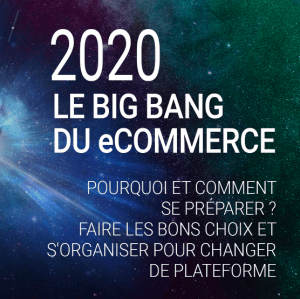 #RETAIL -  LE BIG BANG DU ECOMMERCE - By eBrand Commerce @ WeWork