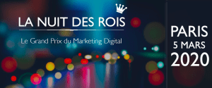 #MARKETING - La Nuit des Rois 2020 - By Viuz and Co @ Pavillon Cambon Capucines