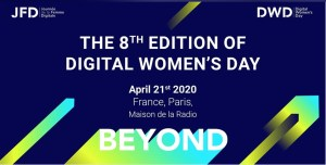 #ENTREPRENARIAT - La Journée de la Femme Digitale 2020 - By The Bureau @ Maison de la Radio - Radio France