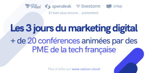 #Marketing #Webinar - Les 3 jours du Marketing Digital - By Plezi