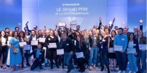 #MARKETING  - Le Grand Prix de la vidéo numérique - By Les Cas d'Or @ l'Aéro-Club de France