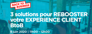 #MARKETING - 3 solutions pour REBOOSTER votre EXPERIENCE CLIENT BtoB - By Hub Institute