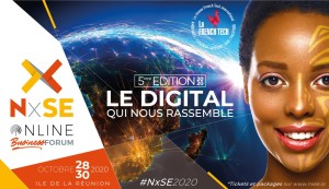 #INNOVATIONS - Forum NxSE - By Digital Réunion