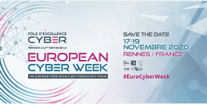 #TECHNOLOGIES - European Cyber Week - By HOPSCOTCH Congrès @ LE COUVENT DES JACOBINS