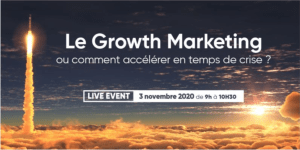 #MARKETING - Comment accélérer en temps de crise : le Growth Marketing - By DIXER