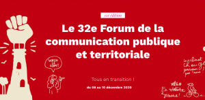 #INNOVATIONS - Forum de la communication publique et territoriale - By CAP COM