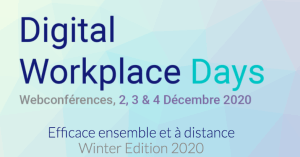 #RH- Digital Workplace Days  - By JALIOS