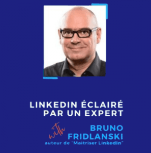 #MARKETING - LINKEDIN ÉCLAIRÉ PAR UN EXPERT - BY ADETEM