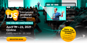 #TECHNOLOGIES - International JavaScript Conference 21 - By S&S MEDIA GROUP