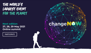 #INNOVATIONS - The Largest Impact Gathering In The World - By CHANGE NOW