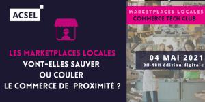 #RETAIL - Les marketplaces locales vont-elles sauver ou couler le commerce de proximité ? - By ACSEL