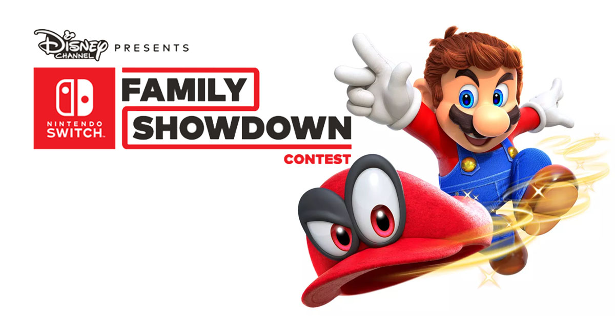 90e7ed0c592 Nintendo And Disney Team Up For Switch Family Showdown Competition ...
