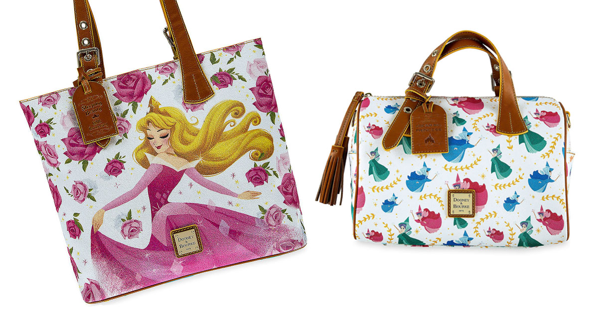 f1745fee29fd New Sleeping Beauty Dooney   Bourke Bags are Just Magical