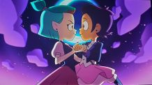 Disney Channel Debuts First Bisexual Character in Animated Series About Witchcraft