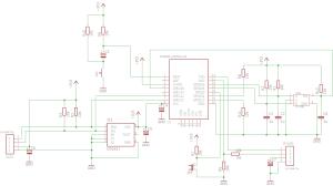 ESP8266 Thermostat First ESP12E Circuit   My DIY