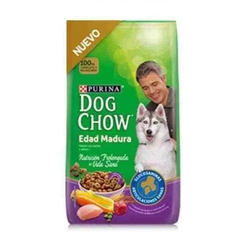 Dog Chow senior edad madura
