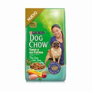 Dog Chow Sano y en forma 8 kg
