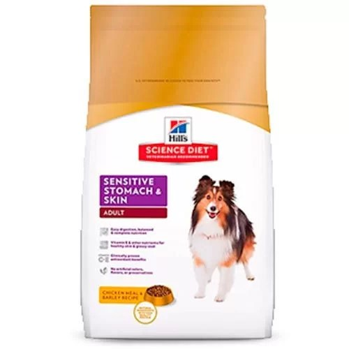 Hills Perros Adultos Sensitive Stomach and Skin