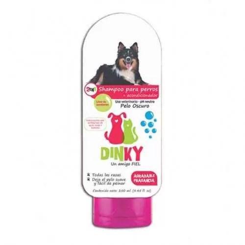 Shampoo Dinky para Perros Con acondicionador x 250 ml