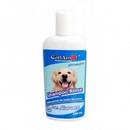 Shampoo Canamor con Rinse x 230 cc