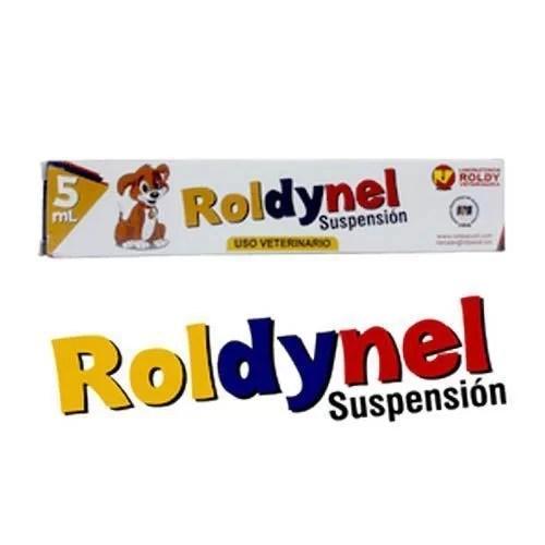Desparasitantes para Perros Roldynel 5 ml