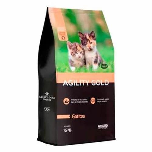 Agilty Golg Gaticos comida superpremium